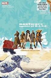 Nextwave: Agents Of H.a.t.e. - The Complete Collection (new Printing) - Warren Ellis Stuart Immonen