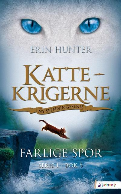 Farlige spor - Erin Hunter