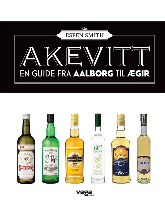 Akevitt - Espen Smith