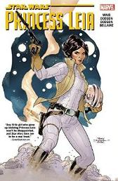 Star Wars: Princess Leia - Mark Waid Terry Dodson