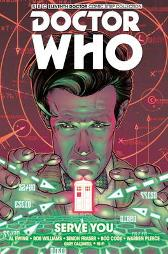Doctor Who: The Eleventh Doctor - Simon Fraser Al Ewing Rob Williams
