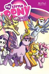 My Little Pony Omnibus Volume 2 - Katie Cook Jeremy Whitley Ted Anderson Heather Nuhfer
