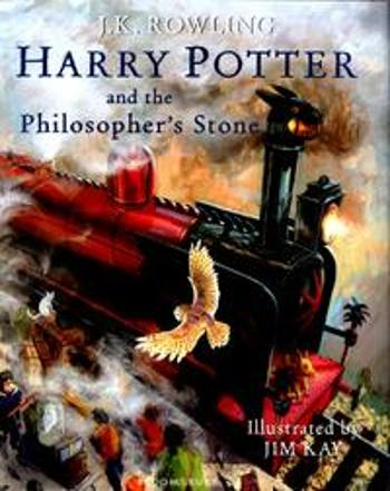 Harry Potter & the philosopher's stone -        J.K. Rowling