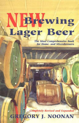New Brewing Lager Beer - Gregory J. Noonan