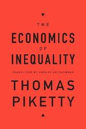 The Economics of Inequality - Thomas Piketty Arthur Goldhammer