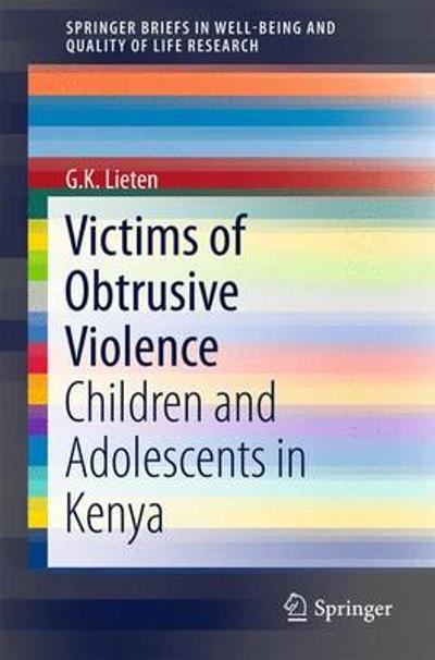 Victims of Obtrusive Violence - G. K. Lieten