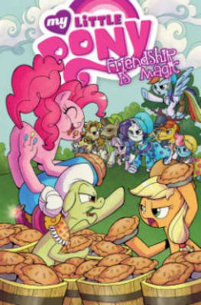 My Little Pony Friendship Is Magic Volume 8 - Thom Zahler