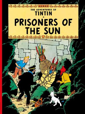 Prisoners of the Sun - Herge