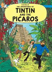 Tintin and the Picaros - Herge