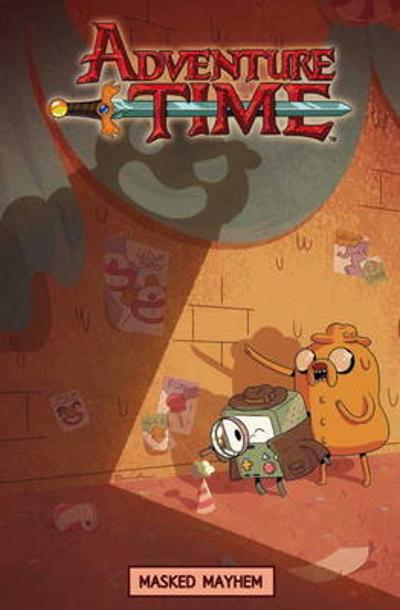 Adventure Time - Kate Leth