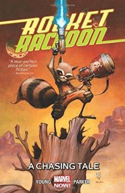 Rocket Raccon Volume 1: A Chasing Tale - Skottie Young
