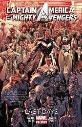 Captain America & The Mighty Avengers Volume 2: Last Days - Al Ewing Luke Ross Alan Davis