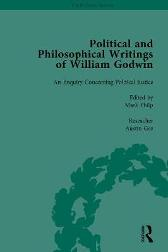The Political and Philosophical Writings of William Godwin vol 3 - Mark Philp Pamela Clemit Martin Fitzpatrick William St. Clair