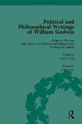 The Political and Philosophical Writings of William Godwin vol 7 - Mark Philp Pamela Clemit Martin Fitzpatrick William St. Clair