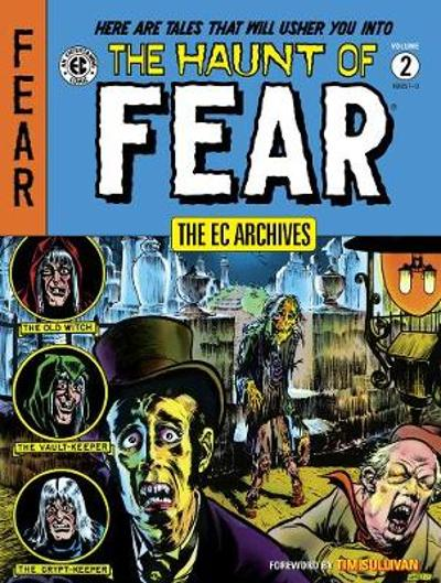 Ec Archives, The: The Haunt Of Fear Volume 2 - Various