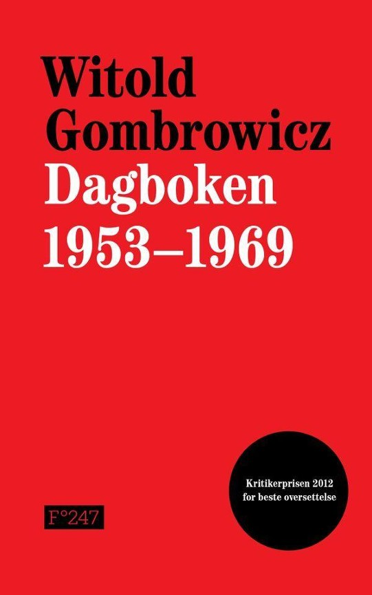 Dagboken 1953-1969 - Witold Gombrowicz