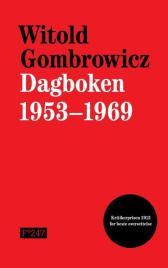 Dagboken 1953-1969 - Witold Gombrowicz Agnes Banach