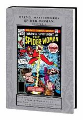 Marvel Masterworks: Spider-woman Volume 1 - Marv Wolfman Archie Goodwin Carmine Infantino