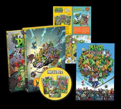 Plants Vs Zombies Boxed Set - Paul Tobin