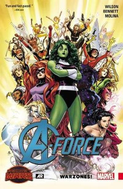 A-force Volume 0: Warzones! Tpb - G. Wilson Willow