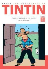 The Adventures of Tintin Volume 1 - Herge