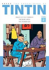 The Adventures of Tintin Volume 2 - Herge