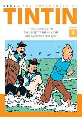 The Adventures of Tintin Volume 4 - Herge