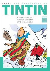 The Adventures of Tintin Volume 5 - Herge