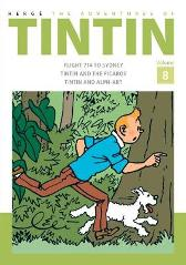 The Adventures of Tintin Volume 8 - Herge