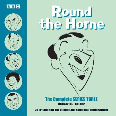 Round the Horne: Complete Series 3 - Barry Took