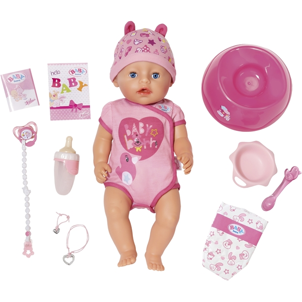 Baby Born Soft Touch Girl - BABY born