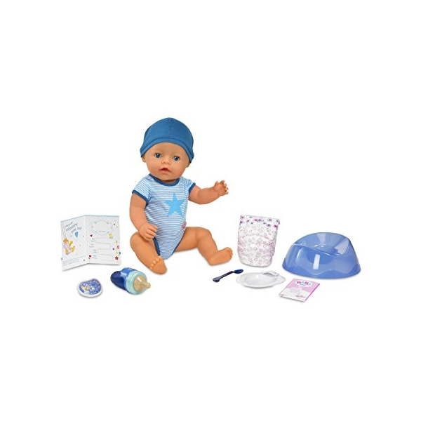 Baby Born Soft Touch Baby Boy 43 Cm - BABY born