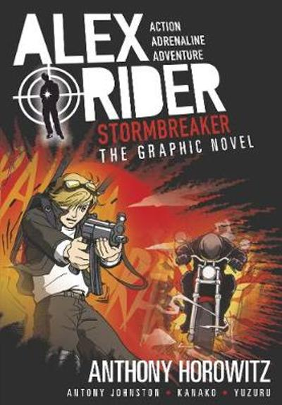 Stormbreaker Graphic Novel - Anthony Horowitz