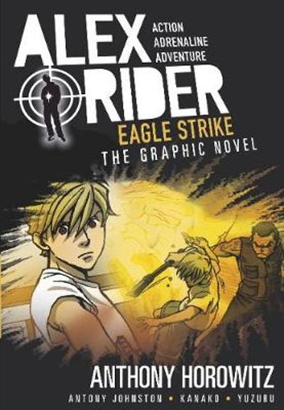 Eagle Strike Graphic Novel - Anthony Horowitz