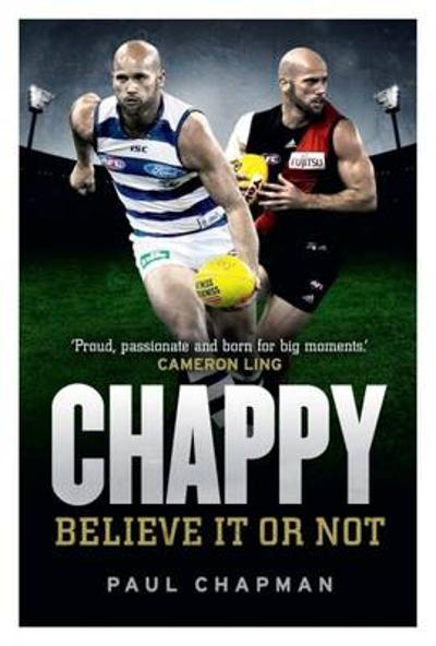 Chappy - Paul Chapman