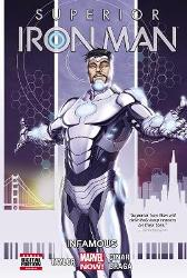 Superior Iron Man Volume 1: Infamous - Tom Taylor Yildiray Cinar