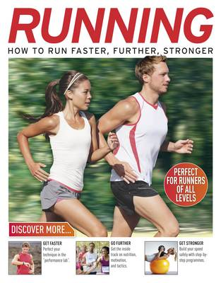 Running and Marathon Bookazine - DK