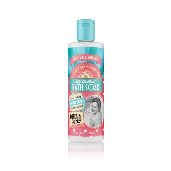 The Big Chillout Bath Soak - Dirty Works