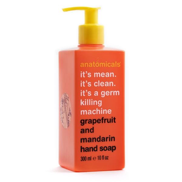 Machine Hand Wash Grapefruit & Mandarin - Anatomicals