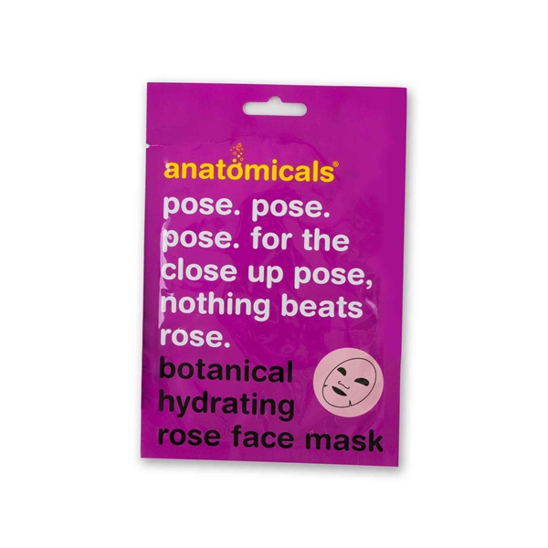 Bot Rose Hydrating Face Mask - Anatomicals