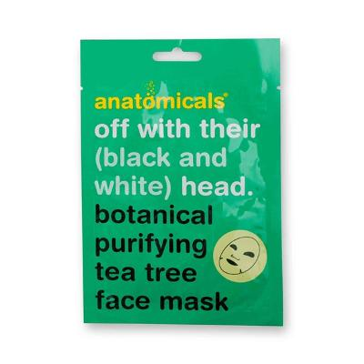 Bot T Tree Face Mask - Anatomicals