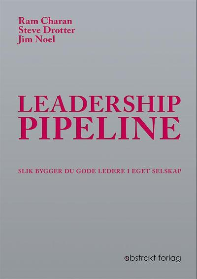Leadership pipeline - Ram Charan