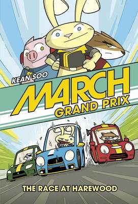 March Grand Prix: Race at Harewood - Kean Soo