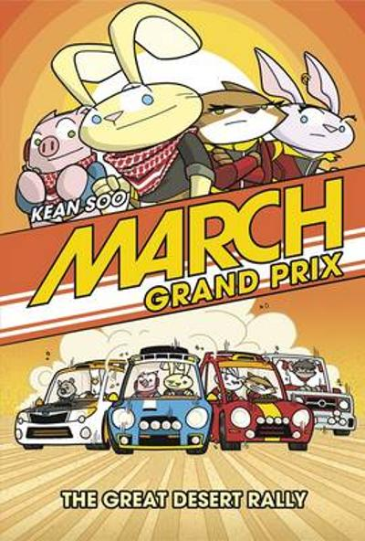 March Grand Prix: Great Desert Rally - Kean Soo