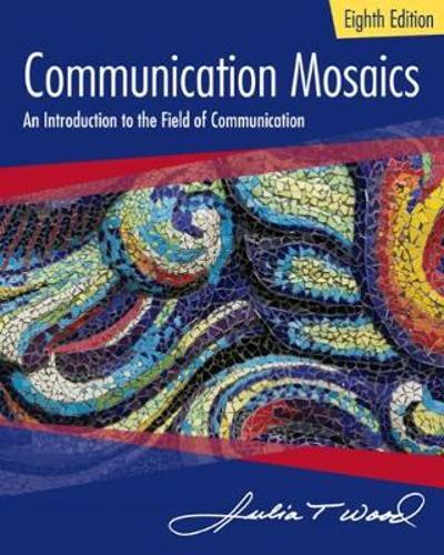 Communication Mosaics - Julia Wood