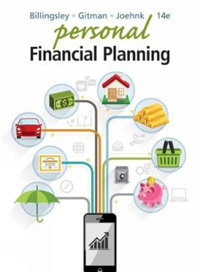 Personal Financial Planning - Randy Billingsley