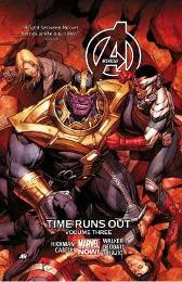 Avengers: Time Runs Out Vol. 3 - Jonathan Hickman Kev Walker Mike Deodato