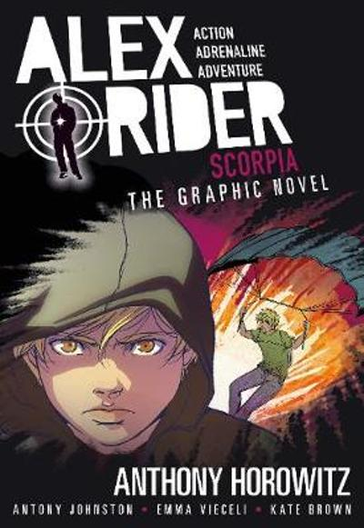 Scorpia Graphic Novel - Anthony Horowitz