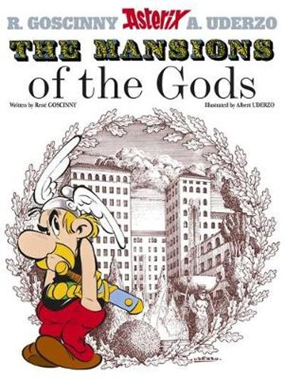 Asterix: The Mansions of The Gods - Rene Goscinny