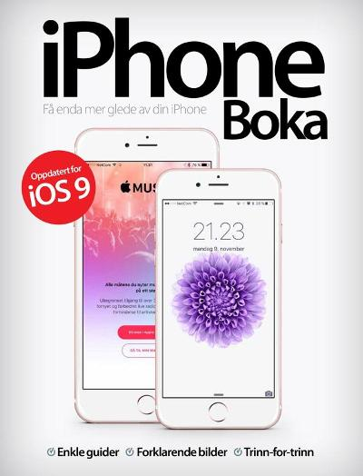 iPhone-boka - Line Therkelsen